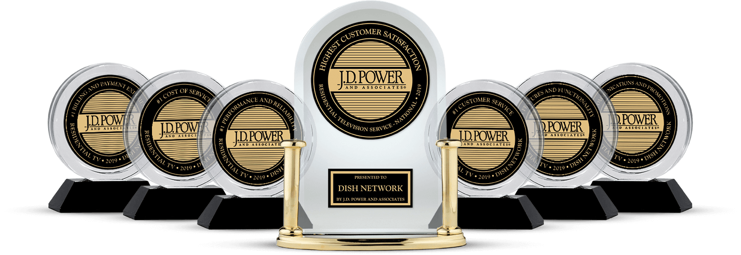 DISH Customer Satisfaction - Ranked #1 by JD Power - AAA DISH Net Solutions LLC in Ardmore, OK - DISH Authorized Retailer