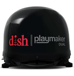 DISH Playmaker Dual - Outdoor TV - Ardmore, OK - AAA DISH Net Solutions LLC - DISH Authorized Retailer