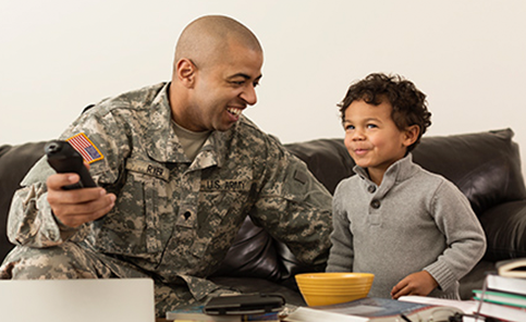 Veterans Offer from AAA DISH Net Solutions LLC in Ardmore, OK - A DISH Authorized Retailer
